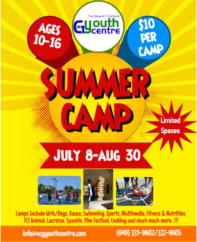 Summer Camp for Ages 10-16